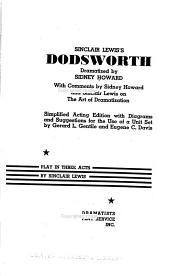 Sinclair Lewis s Dodsworth PDF