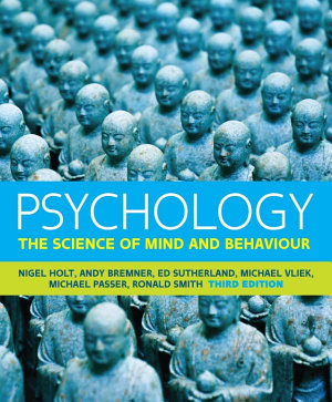 EBOOK  Psychology  The Science of Mind and Behaviour