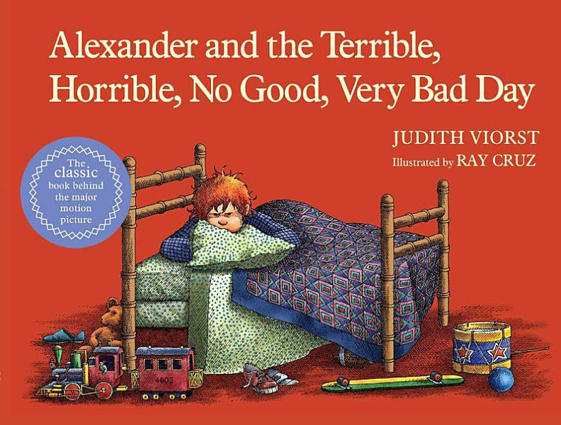Download Alexander and the Terrible  Horrible  No Good  Very Bad Day Book