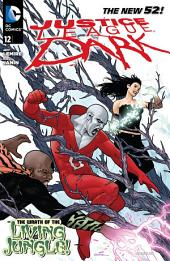 Justice League Dark (2011-) #12