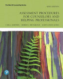 Assessment Procedures for Counselors and Helping Professionals   Mylab Counseling With Enhanced Pearson Etext Access Card