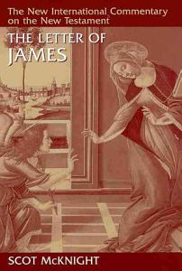 The Letter of James Book