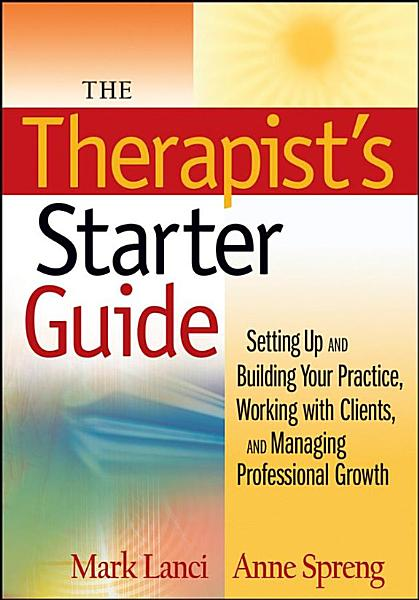 The Therapist s Starter Guide PDF