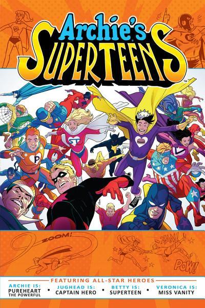 Archie s Superteens PDF