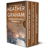 Heather Graham Classic Suspenseful Romances Collection Volume 1: An Anthology