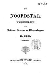 De Noordstar: tijdschrift voor letteren, kunsten en wetenschappen, Volume 4