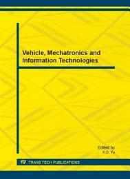 Vehicle, Mechatronics and Information Technologies