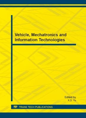 Vehicle Mechatronics And Information Technologies