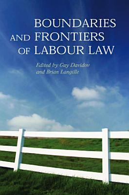 Boundaries and Frontiers of Labour Law PDF
