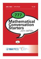 777 Mathematical Conversation Starters PDF
