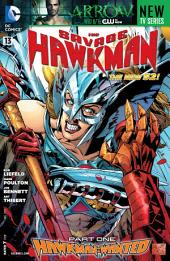 The Savage Hawkman (2012-) #13