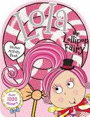 Lola the Lollipop Fairy Sticker Activity Book