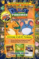 Beckett Pokemon Collector Price Guide PDF