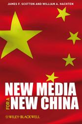 New Media For A New China Book PDF