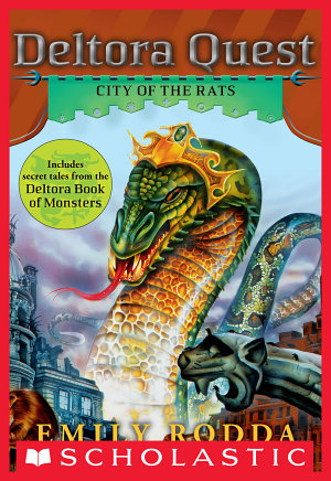 Deltora Quest  3  City of the Rats