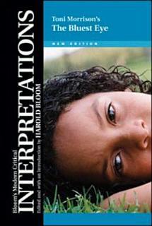 The Bluest Eye   Toni Morrison Book