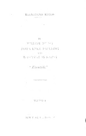 Salmagundi: Volume 1