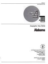 1977 Census of Retail Trade: Geographic Area Series, Alabama, Volume 3