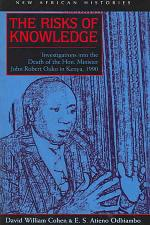 The Risks of Knowledge