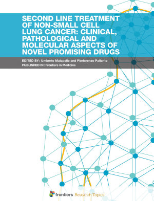 Second Line Treatment of Non-Small Cell Lung Cancer: Clinical, Pathological and Molecular Aspects of Novel Promising Drugs