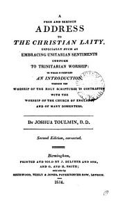 A free and serious address to the Christian laity: Volume 2