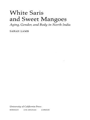 White Saris and Sweet Mangoes PDF