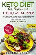 Keto Diet For Beginners + Keto Meal Prep