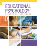 Educational Psychology   Video Analysis Tool With Enhanced Pearson Etext PDF