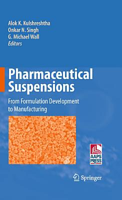 Pharmaceutical Suspensions