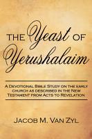 The Yeast of Yerushalaim PDF