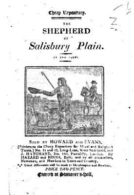 The Shepherd of Salisbury Plain  Etc   Signed  Z   I e  Hannah More   PDF