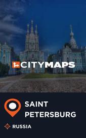 City Maps Saint Petersburg Russia