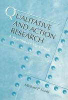 Qualitative and Action Research PDF