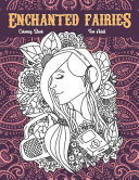 Enchanted Fairies Coloring Book for Adult PDF