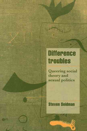 Difference Troubles PDF