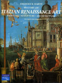 History of Italian Renaissance Art Book