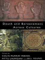Death and Bereavement Across Cultures PDF