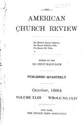 The Church Review: Volume 43