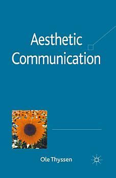 Aesthetic Communication PDF