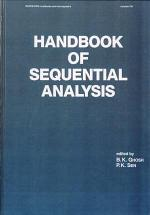 Handbook of Sequential Analysis