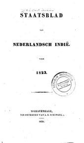 Staatsblad van Nederlandsch Indië: Volumes 1823-1824