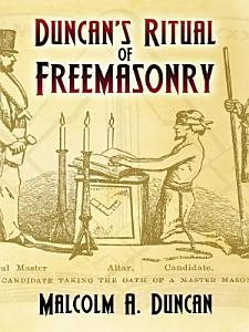 Duncan s Ritual of Freemasonry Book