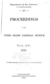 Proceedings of the United States National Museum PDF