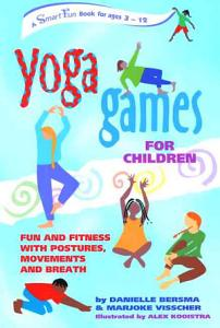 Yoga Games for Children Book