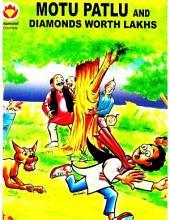 Motu Patlu and Diamonds Worth Lakhs