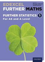 Edexcel Further Maths: Further Statistics 1 For AS and A Level