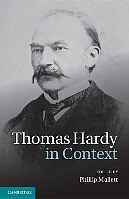 Thomas Hardy in Context PDF