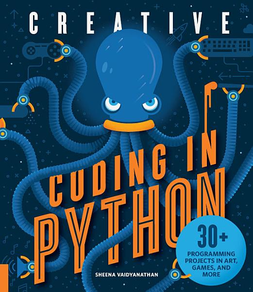 Download Creative Coding in Python Book