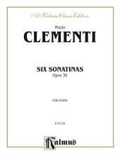 Six Sonatinas, Op. 36: For Piano, Issue 1