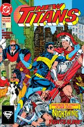 The New Titans (1984-1996) #95